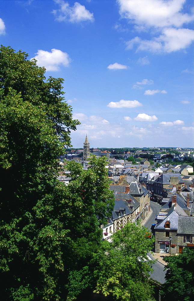 Combourg, Brittany, France - 314-849