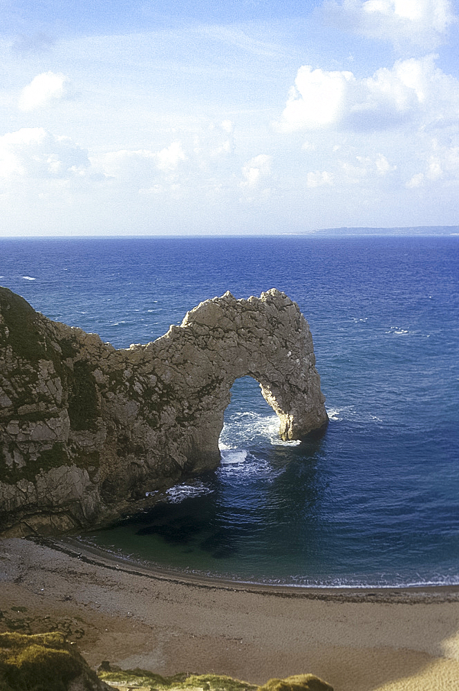 Durdle Door, Dorset, England *** Local Caption ***