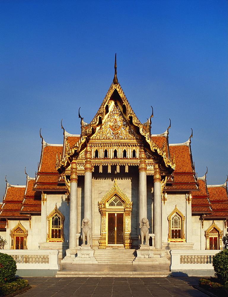 Wat Benchamabophit Dusitwanaram, Bangkok, Thailand
