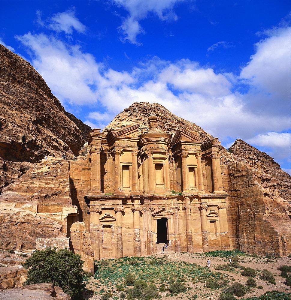 El Deir Monastery, Petra, Jordan - 391-5982