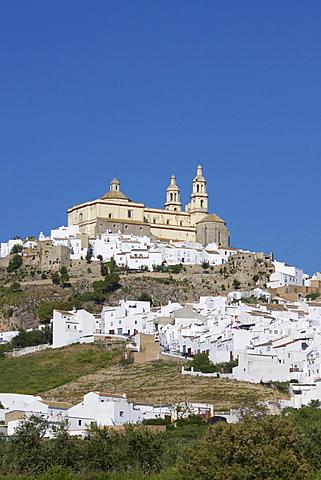 Olvera, Andalucia, Spain, Europe - 478-4637