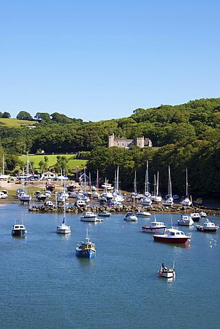 Watermouth Harbour, Devon, England, United Kingdom, Europe