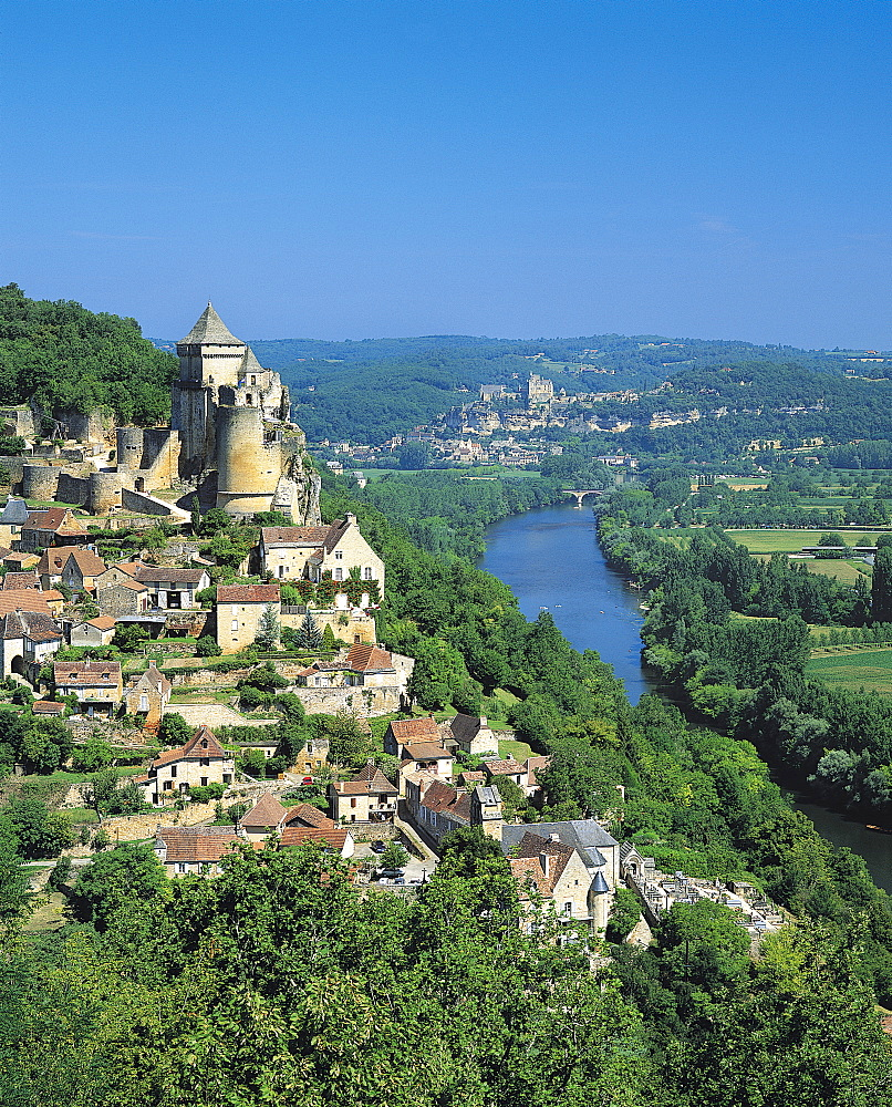 Castelnaud, Dordogne, France