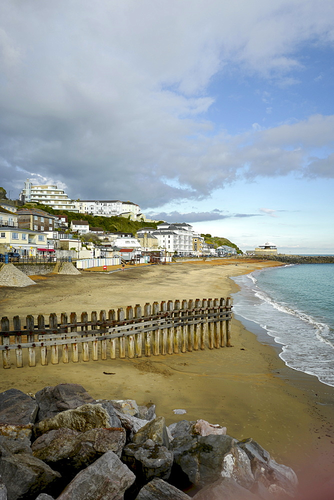 Ventnor beach, Isle of Wight, England, United Kingdom, Europe - 492-3616