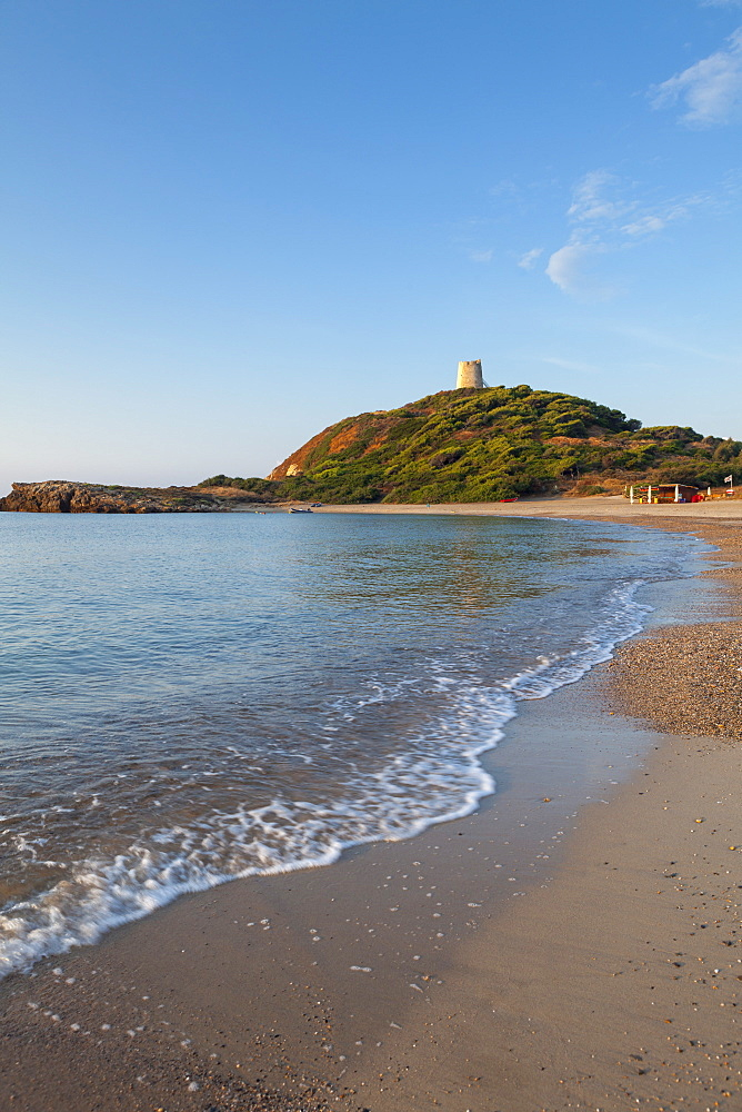 Chia Beach, Cagliari Province, Sardinia, Italy, Mediterranean, Europe - 526-3796