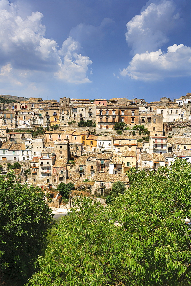 Ragusa view of old town - 526-3829