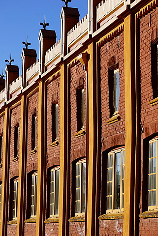 Hanseatic museum building, Bryggen, Bergen, Norway, Hordaland, Scandinavia - 641-13273