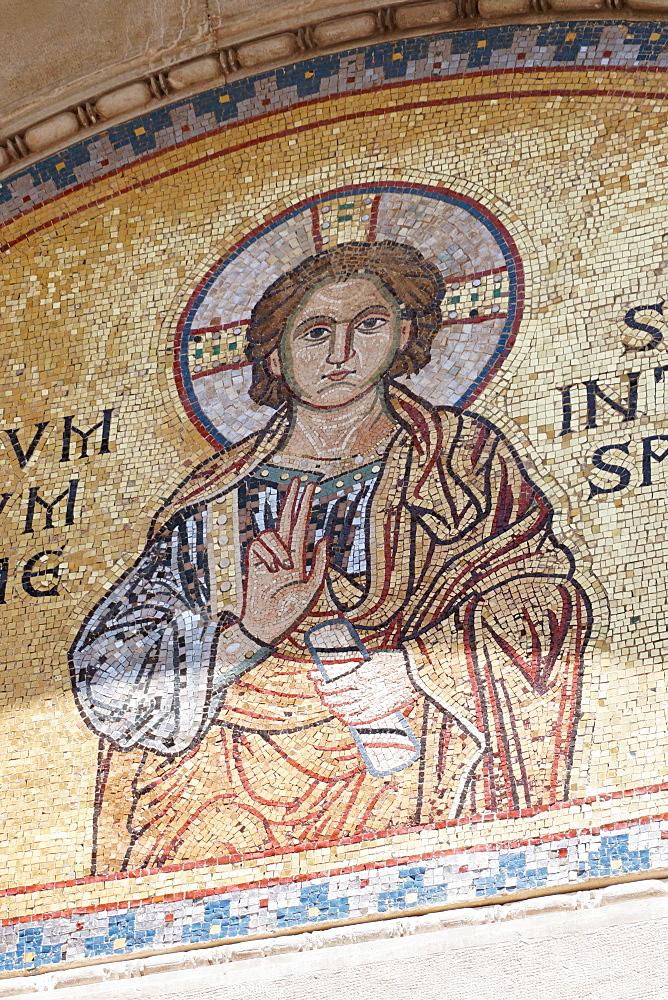 Euphrasian Basilica, UNESCO World Heritage Site, Porec, Istra Peninsula, Croatia, Europe - 641-13438