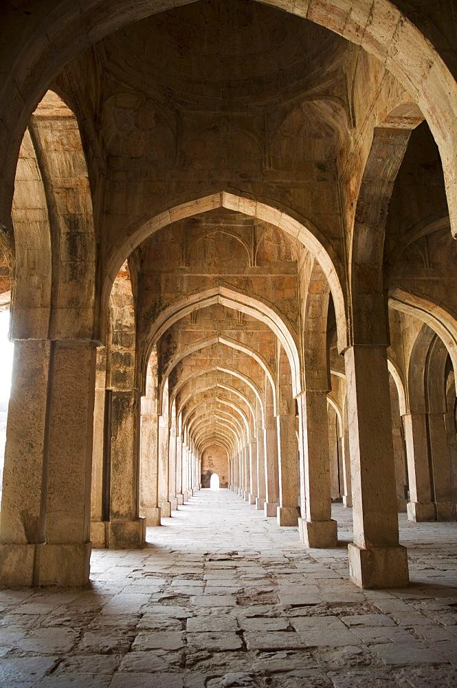 The Jama Mashid  or Friday Mosque, Mandu, Madhya Pradesh, India