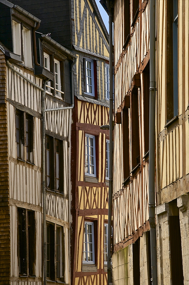 Rouen, Normandy, France, Europe - 665-5454