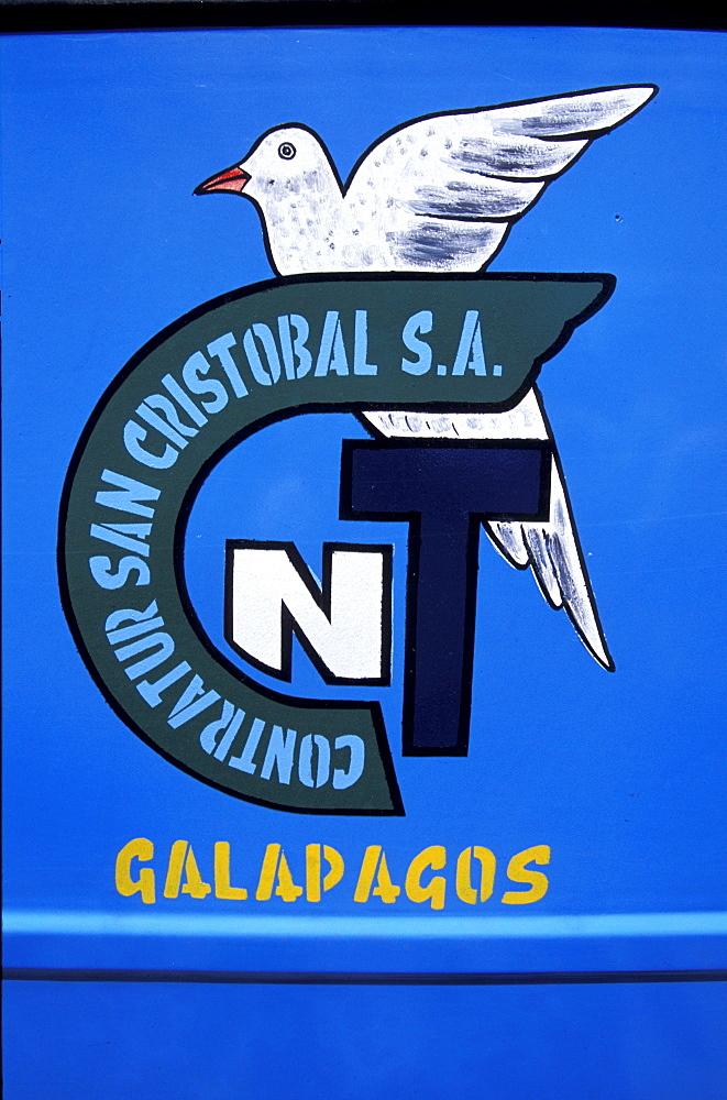 Ecuador, Galapagos Archipelago, Cruise On Board Of Ms Santa Cruz, San Cristobal Island, Moreno Harbour And Town,