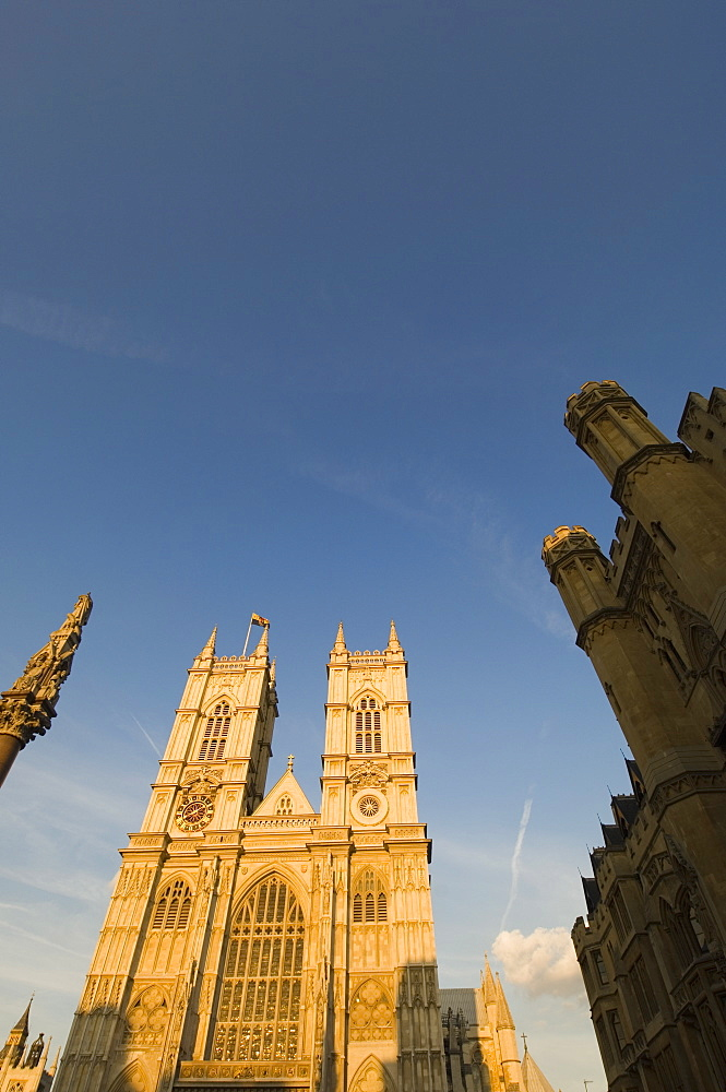 Westminster Abbey, Westminster, London, England, United Kingdom, Europe