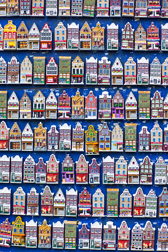 Souvenirs of Amsterdam, The Netherlands, Europe