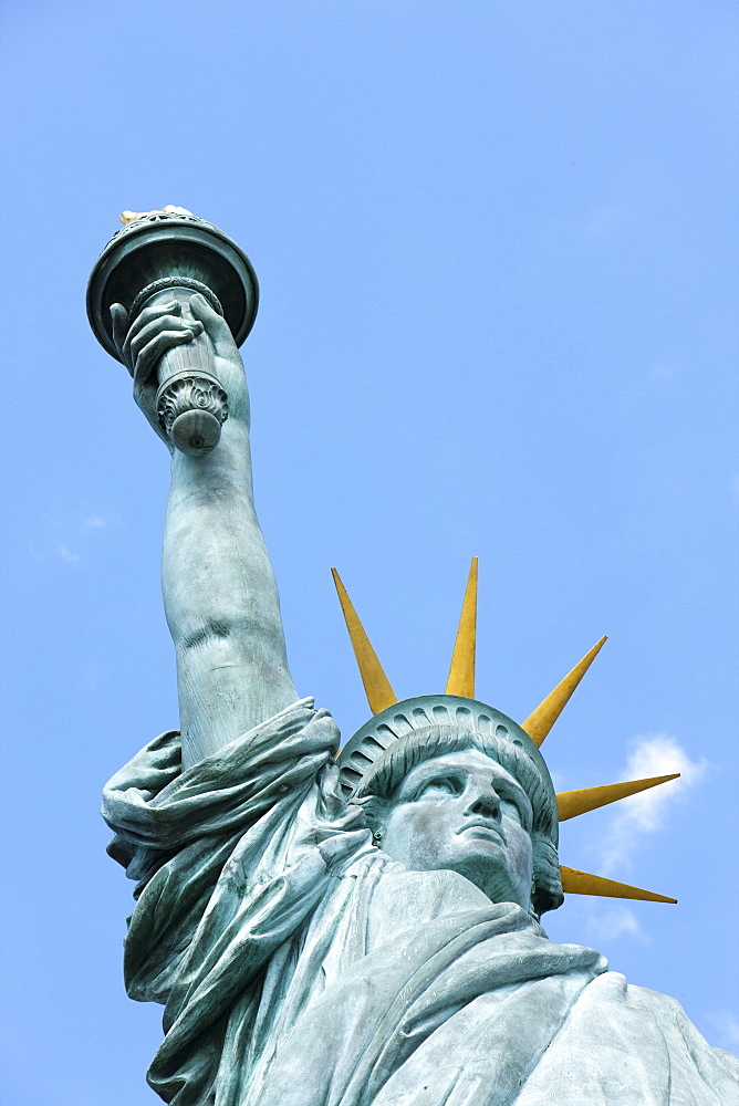 Statue of Liberty, Paris, France, Europe - 728-6405