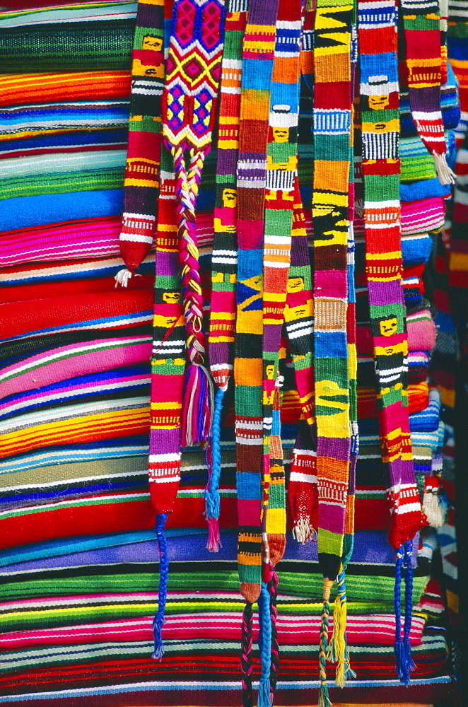 Blankets, Mexico *** Local Caption ***   - 728-690