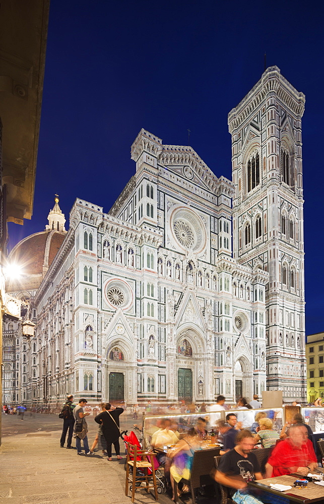 Duomo (Cathedral), Historic Center, UNESCO World Heritage Site, Florence, Tuscany, Italy, Europe