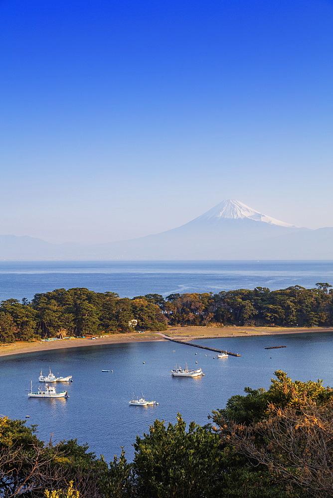 Asia, Japan, Honshu, Shizuoka prefecture, Izu Hanto, Heda bay