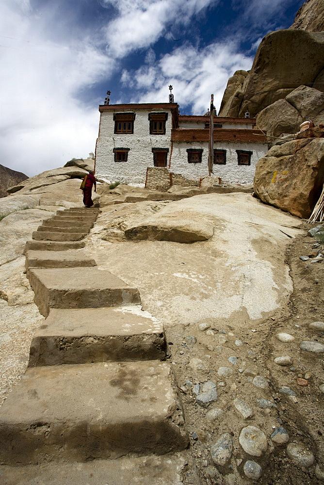 Tiksey, Ladakh, India, Asia - 745-113