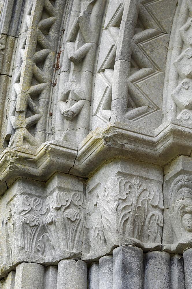 Cong Abbey, County Mayo, Connacht, Republic of Ireland, Europe