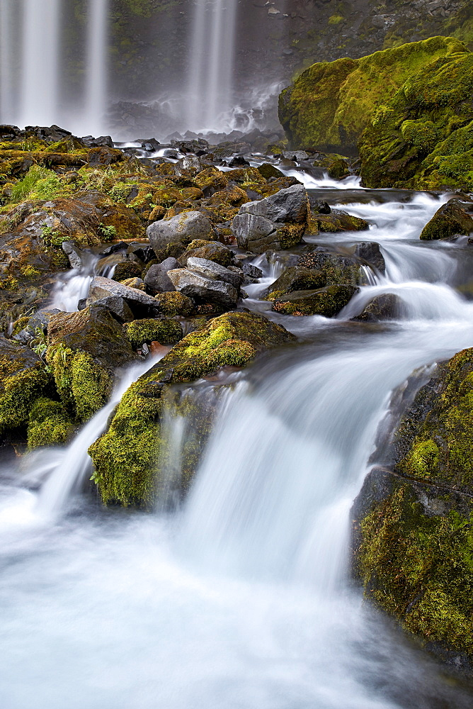 Tamanawas Falls, Mount Hood National Forest, Oregon, United States of America, North America