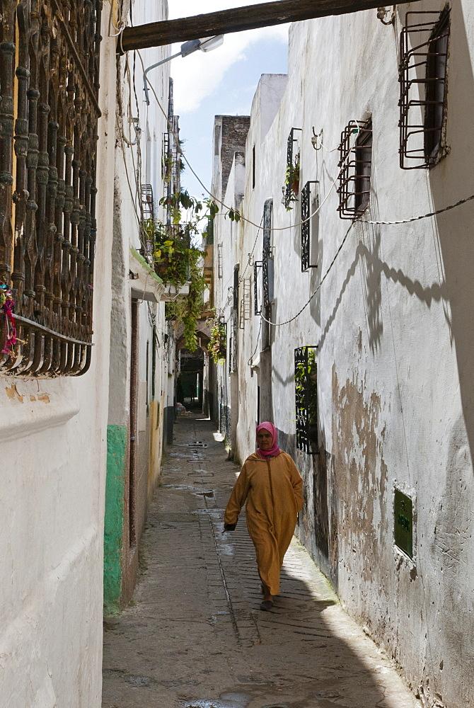 Medina, Tetouan, UNESCO World Heritage Site, Morocco, North Africa, Africa - 765-1415