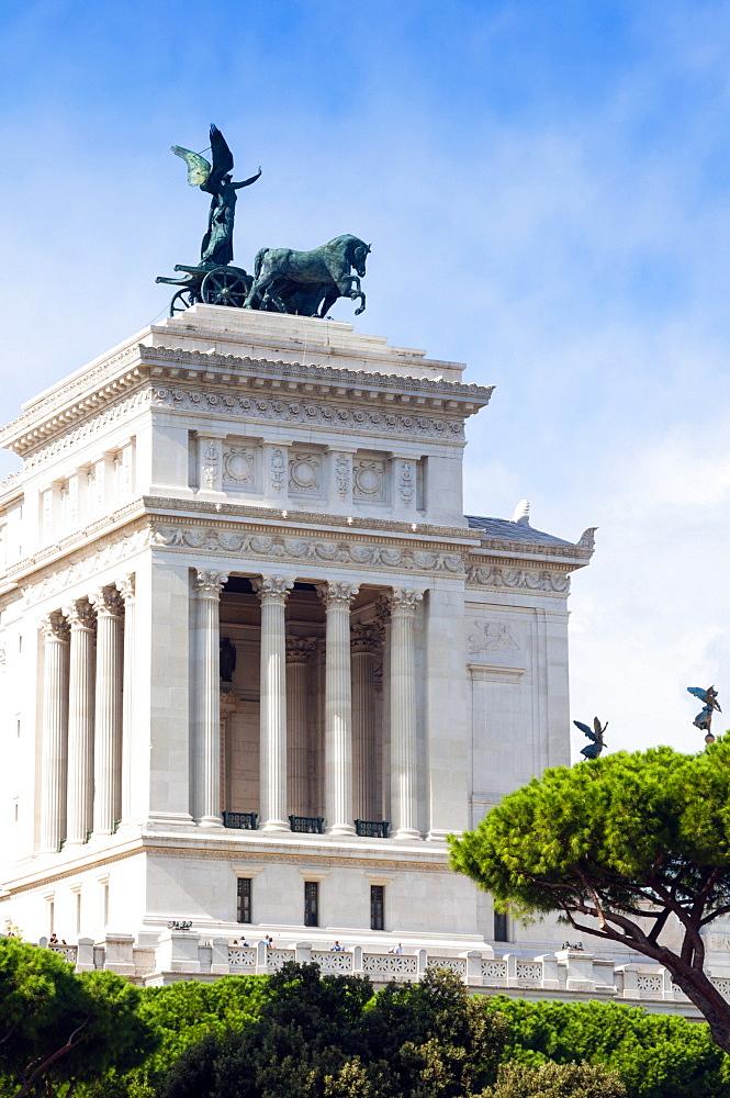 Altare della Patria (Il Vittoriano), Rome, Lazio, Italy, Europe - 765-1995