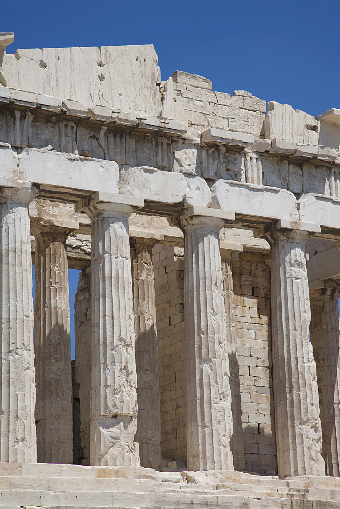 Parthenon, Acropolis, UNESCO World Heritage Site, Athens, Greece, Europe