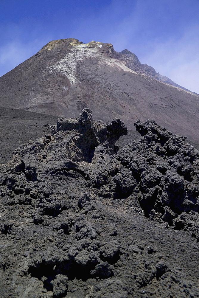 Mount Etna, Sicily, Italy, Europe
