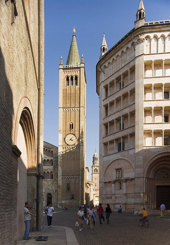 Parma, Emilia Romagna, Italy, Europe