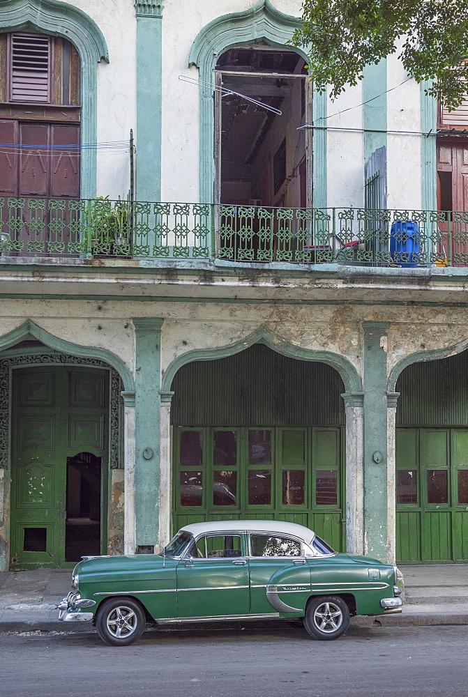 Havana, Cuba, West Indies, Caribbean, Central America - 772-3673