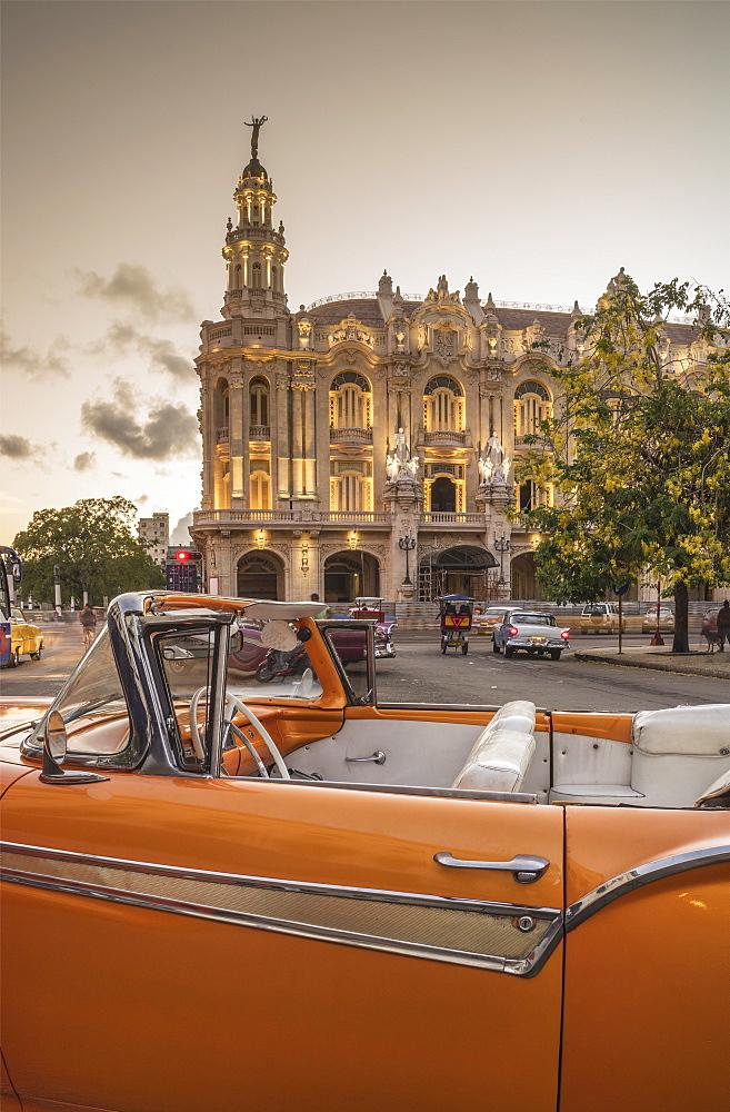 Havana, Cuba, West Indies, Caribbean, Central America - 772-3685