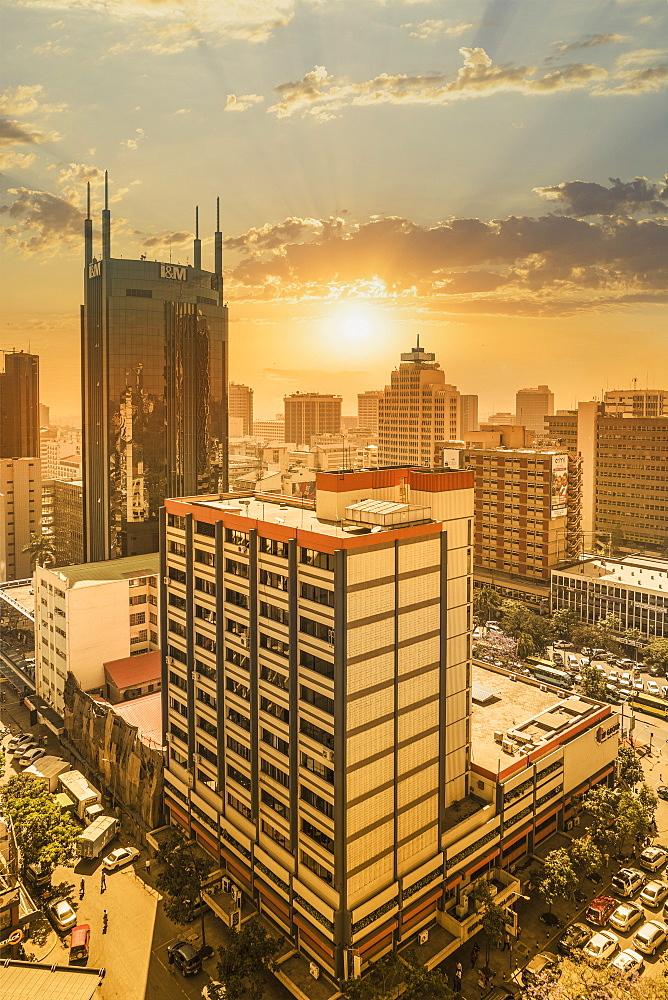 Nairobi, Kenya, East Africa, Africa - 772-3738