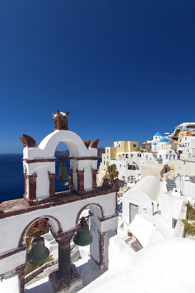 Santorini, Cyclades, Greek Islands, Greece, Europe - 795-567