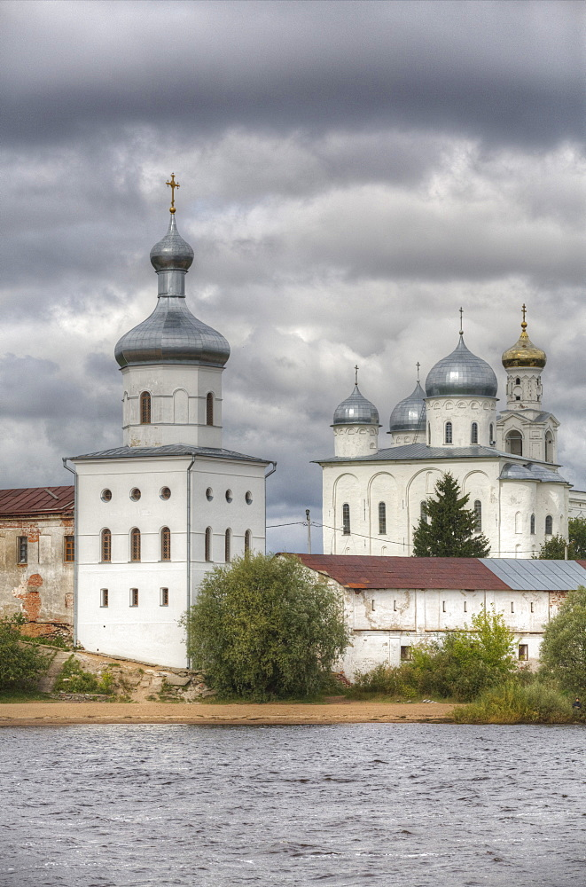 Zverin Monastery, UNESCO World Heritage Site, Veliky Novgorod, Novgorod Pblast, Russia - 801-2123