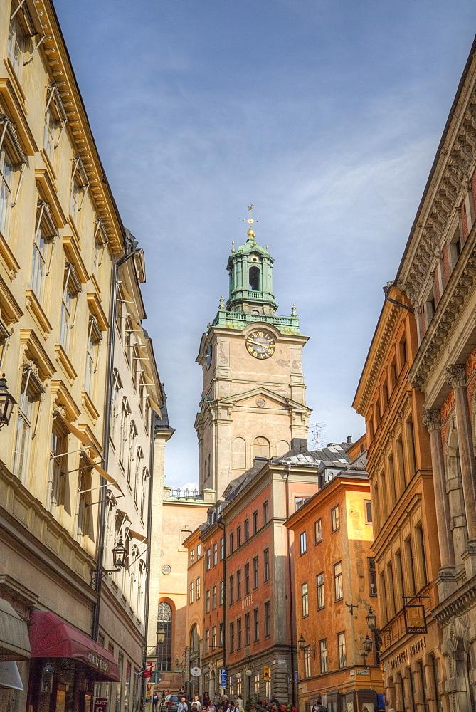 German Church (Tyska Kyrkan), Gamla Stan, Stockholm, Sweden, Scandinavia, Europe - 801-2194