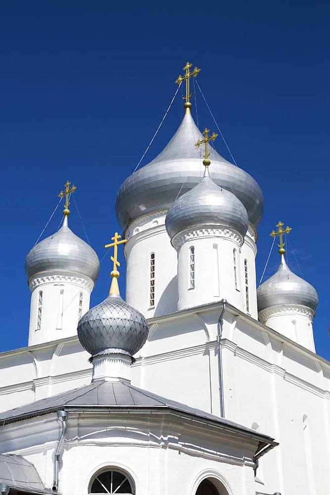 Nikitsky Cathedral, Nikitsky Monastery, Pereslavl-Zalessky, Golden Ring, Yaroslavl Oblast, Russia - 801-2351