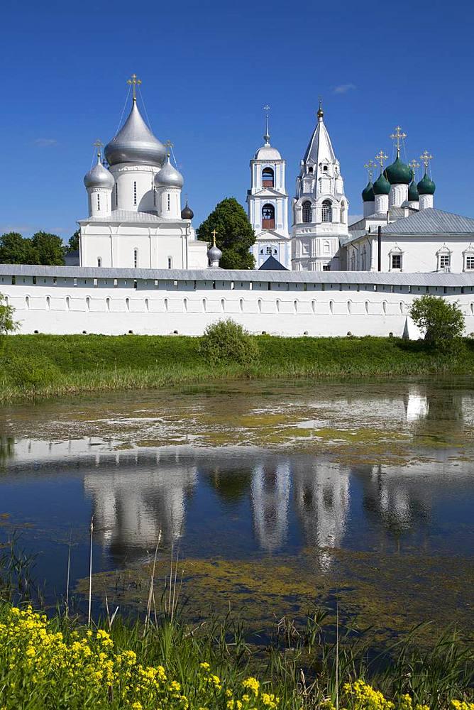 Nikitsky Monastery, Pereslavl-Zalessky, Golden Ring, Yaroslavl Oblast, Russia, Europe - 801-2353