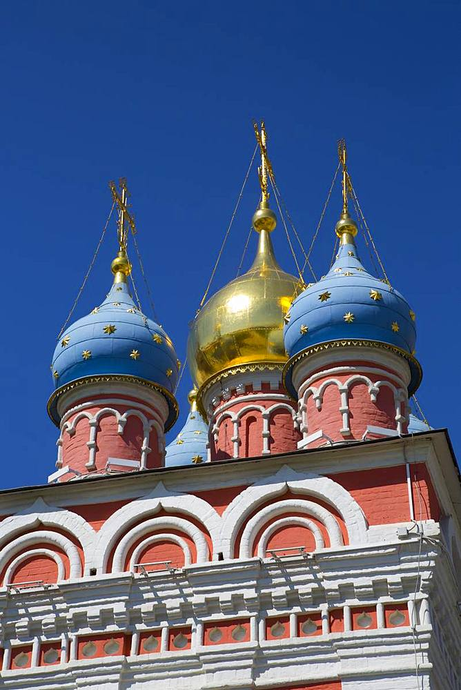 Church of St George the Victorious, Pskov HillMoscow, Russia - 801-2379
