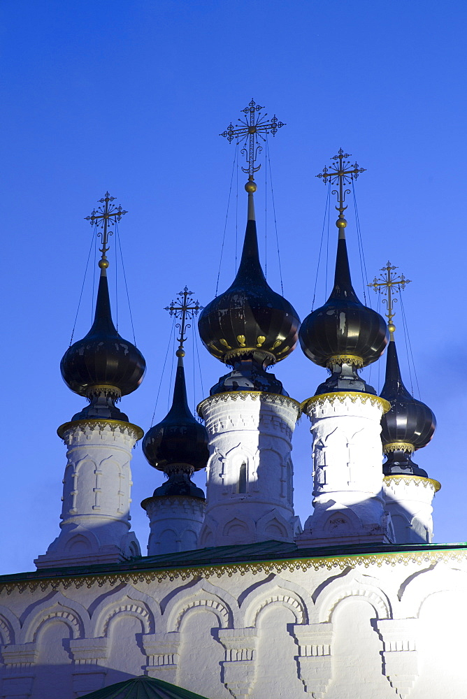 Evening, Church of the Palm Sundays (Palm Sunday Church), Suzdal, Vladimir Oblast, Russia, Europe