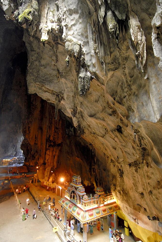 Batu Caves, Kuala Lumpur, Malaysia, Southeast Asia, Asia