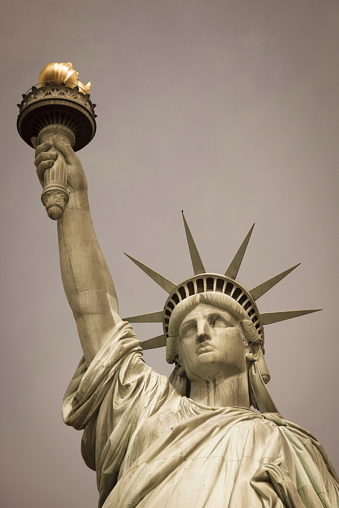 Statue of Liberty, New York, United States of America, North America