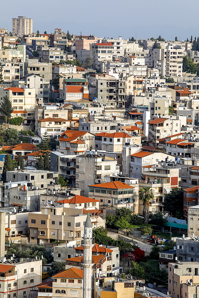 Nazareth city, Galilee, Israel, Middle East - 809-7617