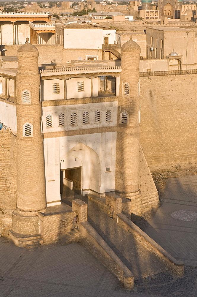 Fortress Ark, Bukhara, Uzbekistan, Central Asia