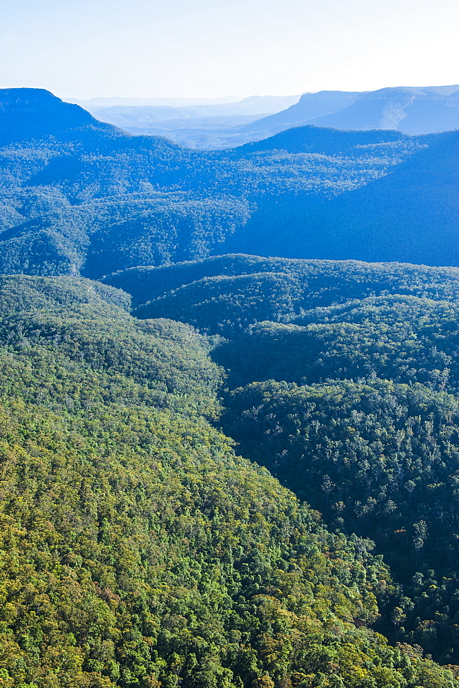 Blue Mountains, New South Wales, Australia, pacific