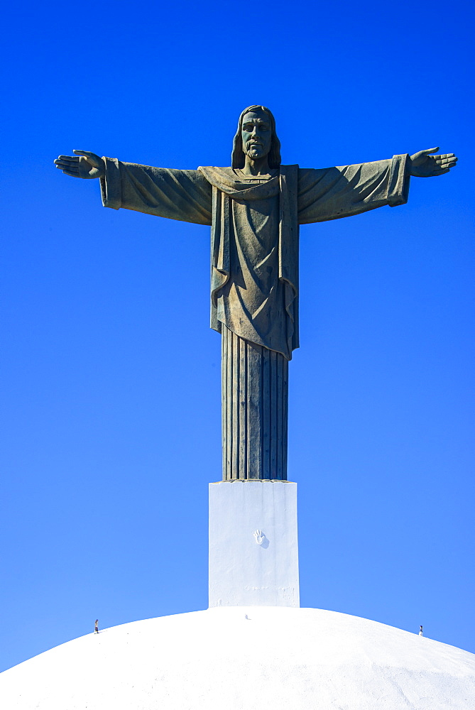 Christ the Redeemer Statue, Puerto Plata, Dominican Republic, West Indies, Caribbean, Central America