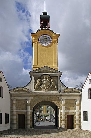 Neues Schloss, Ingolstadt, Bavaria, Germany