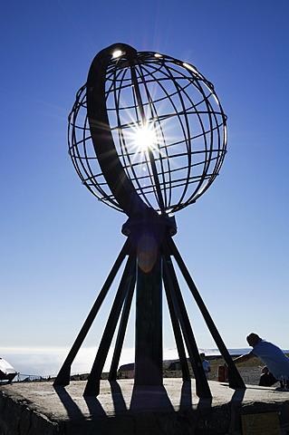 Nordkapp (North Cape), Finnmark, Northeastern Norway, Norway, Scandinavia, Europe