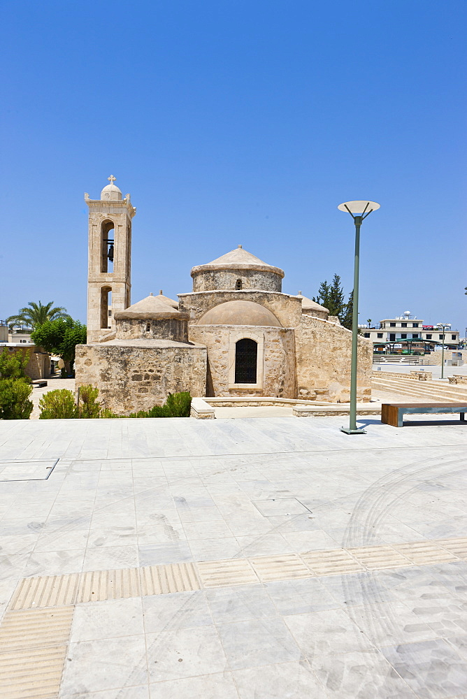 Agia Paraskevi church, also called Ayia Paraskevi church, Yeroskipou, UNESCO World Heritage site, southern Cyprus
