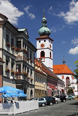 Tirschenreuth , Upper Palatinate , Bavaria Germany
