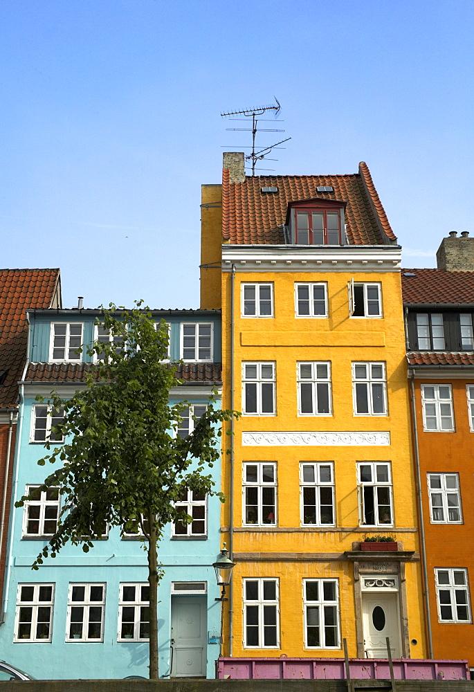 Denmark, Copenhagen, Christianshaven